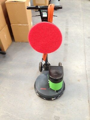 Floor Cleaner Victor Contractor 450 High Speed Rotary Single Disc Machine