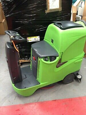 Comac Innova 55 Scrubber Dryer Floor Cleaner
