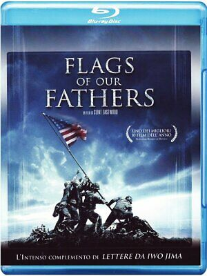Flags Of Our Fathers Di Clint Eastwood (Blu-Ray) Italiano, Nuovo