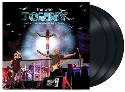 THE WHO ~TOMMY LIVE AT THE ROYAL ALBERT HALL ~ 3 x VINYL LP ~ *NEW/SEALED*