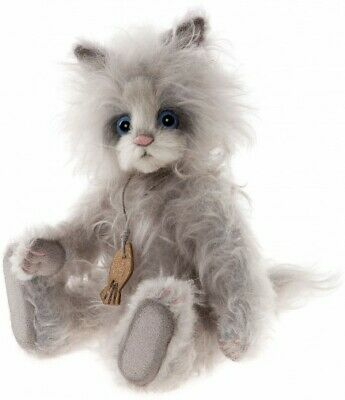 SPECIAL OFFER! Charlie Bears Minimo RAGDOLL Cat (Limited to 1200) RRP £90
