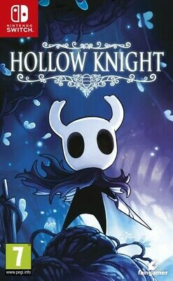 Hollow Knight SWITCH Neuf sous Blister