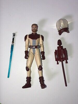 STAR WARS CLONE WARS LOOSE ACTION FIGURE - Obi Wan - Space Suit