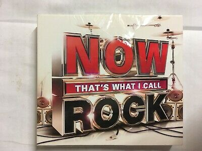 NOW That's What I Call ROCK  CD  NEW & Sealed  BB