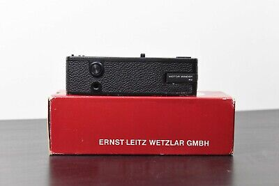 Leica Motor Drive Winder R3 14270 With box and foam inserts
