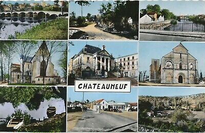 CPSM - France - (16) Charente - Chateauneuf