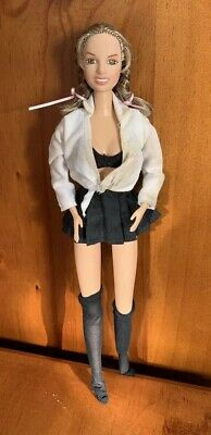 Britney Spears 1999 Baby One More Time Doll Collectible