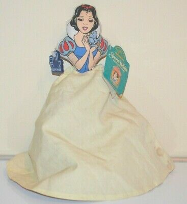 Snow White Applause Reversible Cloth Fabric Upside Down Vintage Doll 29cm