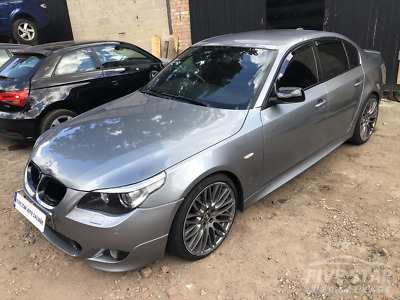 BMW E60 E61 530D 535D Breaking For Parts M Sport Heated