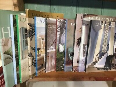 Job Lot Laura Ashley Catalogues From 2000 Onwards Home And Design Vintage