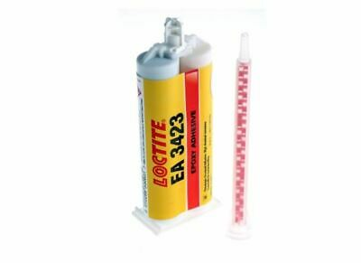 Loctite Hysol 3423 Epoxy Adhesive GREY Dual Cartridge A & B, 50ml Epoxy Adhesive