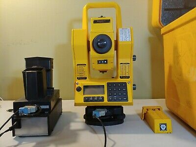 Spectra-Physics Laserplane Constructor 5 total station surveying