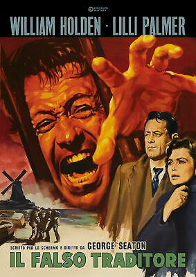 Dvd Falso Traditore (Il) (Restaurato In Hd) 1962 Film - Giallo/Thriller Golem Vi