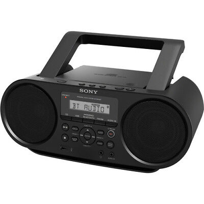 Sony-Zsrs60Bt-Mega-Bass-Portable-Cd-Player-Boombox-Am-Fm-Radio-Bluetooth-Usb
