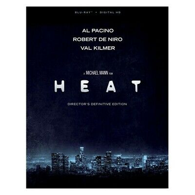 Tcfhe Br2327132 Heat-Directors Definitive Edition (Blu-Ray/Digital Hd)