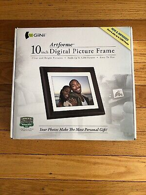 Digital Picture Frame 10inch New