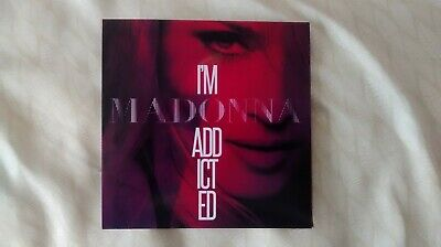 Madonna  I'm Addicted  ( Promotional CD )