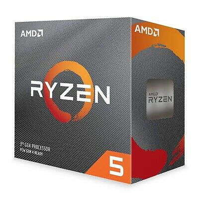 AMD Ryzen 5 3600 3.6 GHz 6-Core AM4 Processor 100-100000031BOX