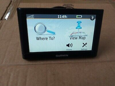 Garmin SAT Navigation System 4.3 Inch Screen 145-01615-10 tomtom