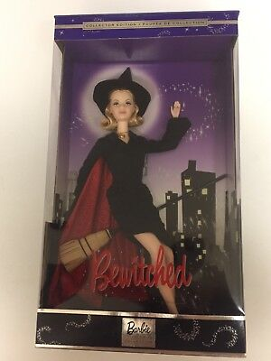 Barbie Doll, 2001 Bewitched Collectors Edition,Samantha,unopened,Mattel