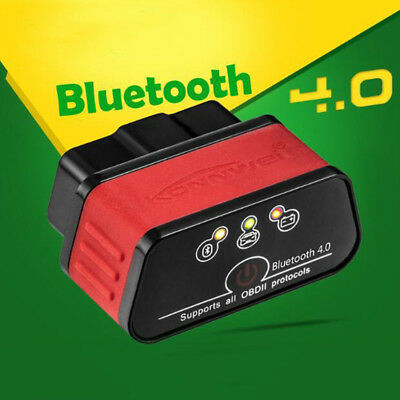 Universal KW903 OBD2 II Car Diagnostic Scanner for iOS iPhone iPad Bluetooth new