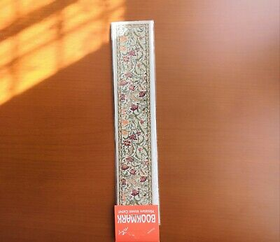 Woven bookmark, book mark, book seperator, page holder, planner marker, Turkish