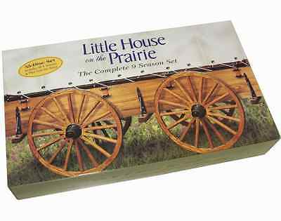 Little House on the Prairie Complete Series Deluxe Collection S1,2,3,4,5,6,7,8,9