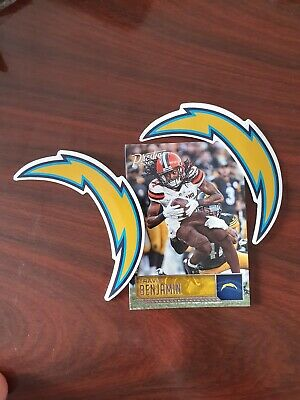 2 of Los Angeles Chargers themed Laptop Decal Sticker quality NFL collectable