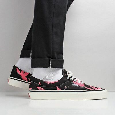 Details zu Latest Vans Old Skool Men's Trainers(UK 9.5,10EUR 44,44.5) Black Brand New