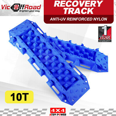 10T 4WD Recovery Tracks 10T Pair Off Road 4x4 ATV Snow Mud Sand Track 10 Ton