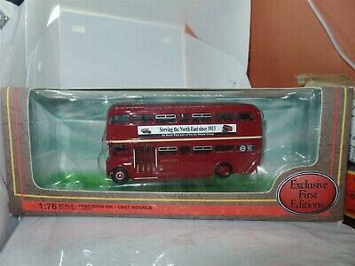 Northern General EFE 32105 OO SCALE  AEC Routemaster RMF Double Deck Bus