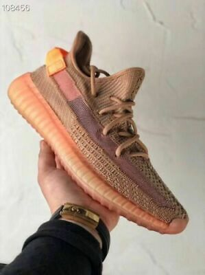 CLAY BOOST Sneakers Sports YEEZY350 Athletic Men Women Shoe Sports Running V2