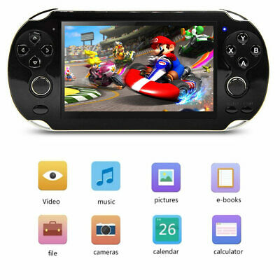 Portable Handheld X9 Video Game Console 128 Bit Built In Game Kids Player