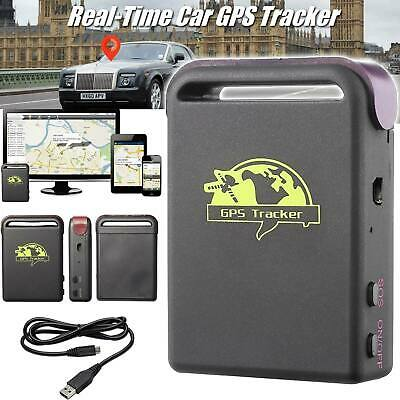 NEW TK102 GPS Tracker Magnetic Car Vehicle Personal Realtime Tracking Device UK