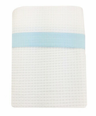 Lightweight 2 Sizes available Silky Soft Kidz Kiss Bamboo Waffle Blanket