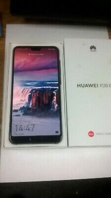 Huawei P20 Pro on Vodafone Network  Fully Boxed Free P&P