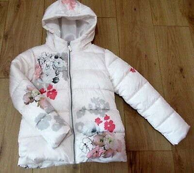 £65 jacket Girls NEXT Hooded Rain Coat Jacket mac  9 - 10 - 11  Years CHRISTMAS
