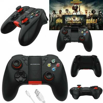 Wireless Bluetooth GamePad Controller For Android Phone iPhone TV Box Tablet