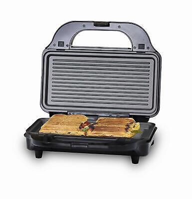 Tower T27020 3-in-1 Grill Sandwich and Waffle Maker with Non-Stick Easy Clean...