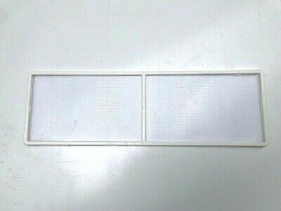 Caravan / Motorhome - Thetford Fridge SR Vent Fly Screen - White - 69112880