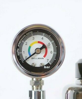 Bellman Pressure Gauge/Manometer Cx-Cx25P-P - New Version