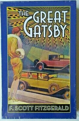 The Great Gatsby By F. Scott Fitzgerald Hardcover Slipcase Edition Arcturus 2012