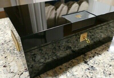 New Cohiba Humidor Limited Edition 50Th Aniversary Made In Spain Rare Handmade