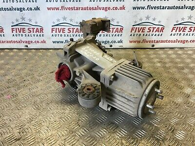 Peugeot 4007 2.2 HDi GT 5dr (07 - 10) Rear Differential T02GS2207  2.353 Ratio