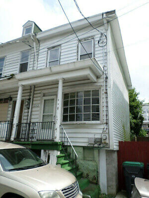 $1 OPEN BID-Foreclosure HOUSE-Mahanoy City PA-NY NJ PA MD CT DE MA