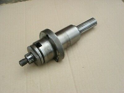 """Colchester Student 6"""" Roundhead, Reverse Shaft & Bearing Housing Complete"""