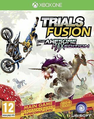 TRIALS FUSION THE Awesome Max Edition (Xbox One) (New