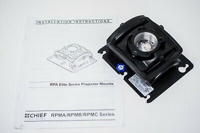 "Chief RPA Elite Projector Mount Q-Lock Assembly with ""C"" Series Key (RPMC000)"