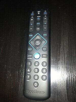 SPECTRUM CABLE BOX Remote Control URC1160 New Instructions