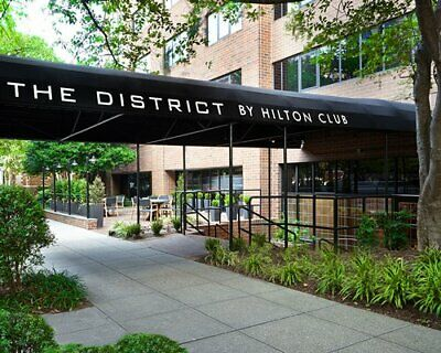 Hilton Grand Vacation Club, The District, 5,100 Hgvc Points, Annual, Timeshare